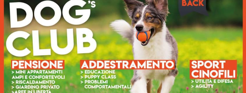 Dog's Club Umbria Centro Cinofilo e Pensione per Cani
