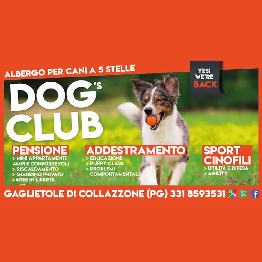 Pensione per Cani Umbria